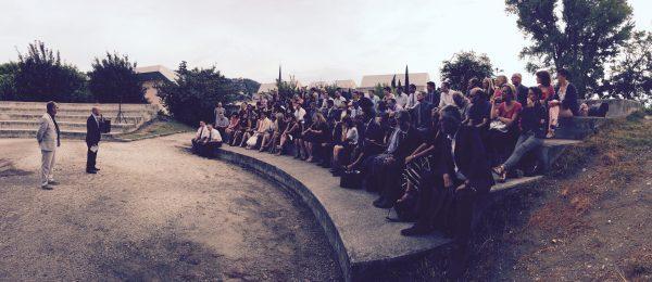 Séminaire des personnels d'encadrement en Ardèche