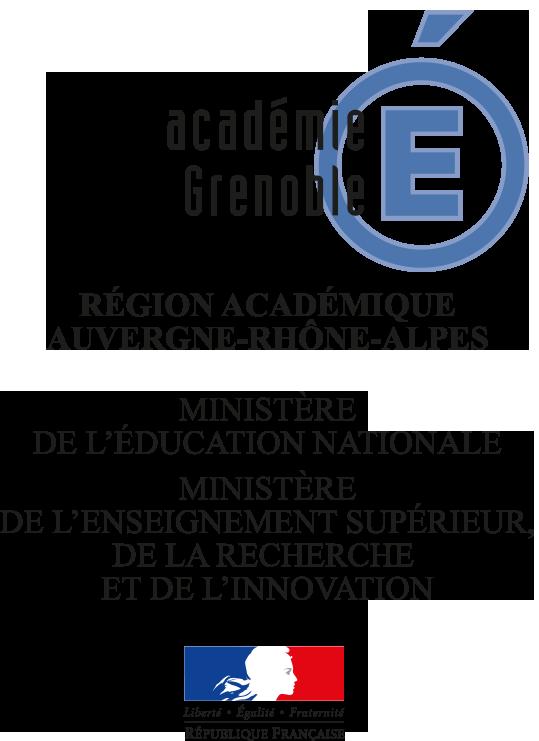 site de l'académie de Grenoble
